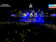 Анастасия Волочкова — «Танго». [Open Air. Астана. 01.06.2016]