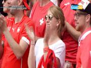 UEFA EURO 2016. Албания - Швейцария. Ойынға шолу (12.06.2016)