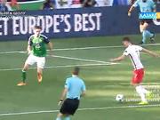 UEFA EURO 2016. Польша - Солтүстік Ирландия. Ойынға шолу