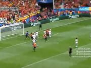 UEFA EURO 2016. Испания - Чехия. Ойынға шолу (14.06.2016)