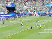 UEFA EURO 2016. Ирландия - Швеция. Ойынға шолу (14.06.2016)