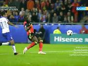 UEFA EURO 2016. Бельгия - Италия. Ойынға шолу (14.06.2016)