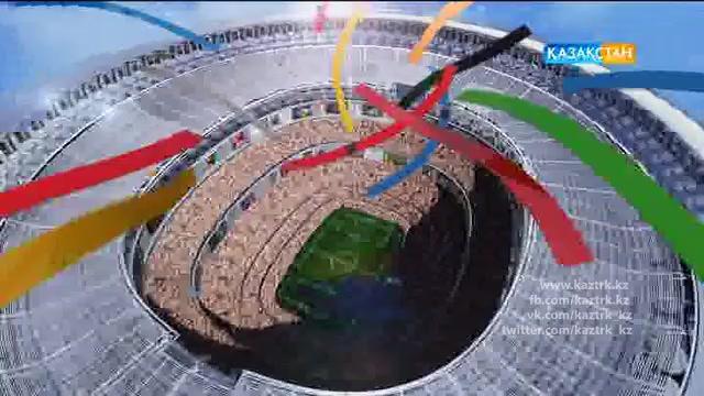 ФУТБОЛ. UEFA EURO 2016. «ФРАНЦИЯДАҒЫ ФУТБОЛ ТОЙЫ». ТІКЕЛЕЙ ЭФИР. 16.06.2016. 03:00