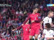 UEFA EURO 2016. Португалия - Австрия. Ойынға шолу (19.06.2016)