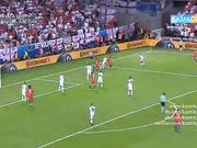 UEFA EURO 2016. Словакия - Англия. Ойынға шолу (21.06.2016)