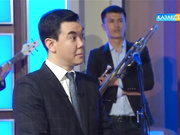 «Түнгі студияда Нұрлан Қоянбаев». Сабина Әшірбаева, Әлия Юсупова