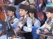«КӨҢІЛ ТОЛҚЫНЫ». Күйші, ҚР еңбек сіңірген әртісі Секен Тұрысбектің концерті