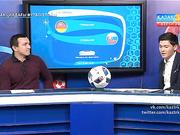 ФУТБОЛ. UEFA EURO 2016. «ФРАНЦИЯДАҒЫ ФУТБОЛ ТОЙЫ».  ТІКЕЛЕЙ ЭФИР. 26.06.2016. 21:30