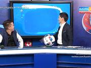 ФУТБОЛ. UEFA EURO 2016. «ФРАНЦИЯДАҒЫ ФУТБОЛ ТОЙЫ».  ТІКЕЛЕЙ ЭФИР. 26.06.2016. 00:30