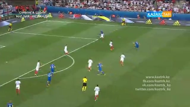 UEFA EURO 2016. 1/8 финалы. 8-матч. Ойынға шолу (28.06.2016)