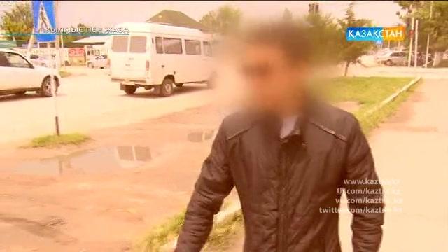«Қашқын қылмыскер». Жамбыл облысы