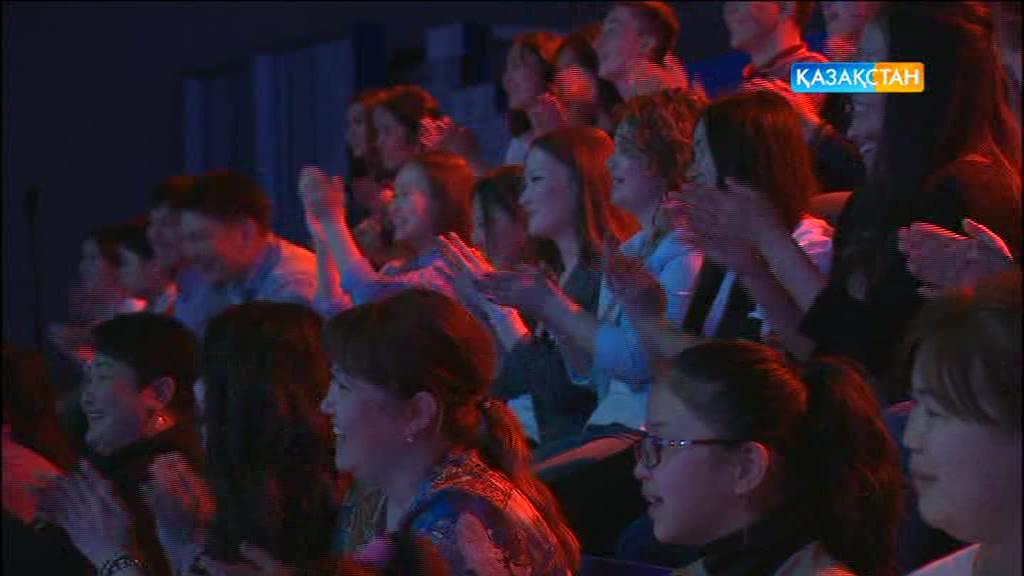 Бүгін 22:55-те «Түнгі студияда Нұрлан Қоянбаев»ток-шоуында  Есбергенова Айнұр, Ю Енг Джин қонақта