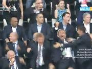 UEFA EURO 2016. 1/4 финалы. 1-матч. Ойынға шолу (01.07.2016)