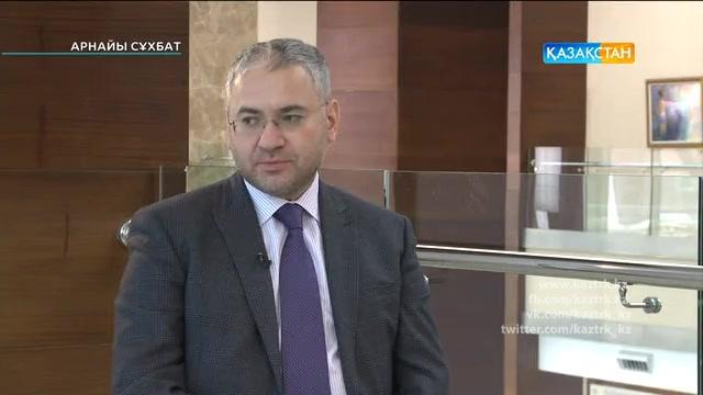 Polymetal International Бас атқарушы директоры Виталий Несиспен сұхбат