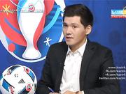 ФУТБОЛ. UEFA EURO 2016. «ФРАНЦИЯДАҒЫ ФУТБОЛ ТОЙЫ». ТІКЕЛЕЙ ЭФИР. 01.07.2016. 00:30