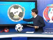 ФУТБОЛ. UEFA EURO 2016. «ФРАНЦИЯДАҒЫ ФУТБОЛ ТОЙЫ». ТІКЕЛЕЙ ЭФИР. 02.07.2016. 03:00