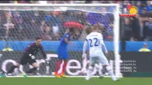 ФУТБОЛ. UEFA EURO 2016. ФРАНЦИЯДАҒЫ ФУТБОЛ ТОЙЫ