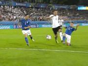 Бүгін 00:50-де Германия-Франция арасындағы тартысты матчты тікелей эфирде Ұлттық арнамен бірге көріңіз!