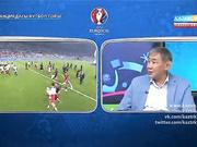 ФУТБОЛ. UEFA EURO 2016. Франциядағы футбол тойы (12.07.2016)