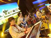 23 шілде 20:05-те «Үздік әндерде» «МузАРТ» тобының «Өз елім» атты концертін көріңіз!