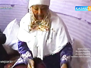 Күйші-домбырашы Асылбек Еңсеповтың отбасымен сұхбат