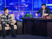 Бүгін 22:55-те «Түнгі студияда Нұрлан Қоянбаев» ток-шоуында Сәкен Майғазиев қонақта!