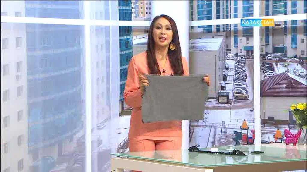 Бүгін 13:00-де «Бірге таңдаймыз!» хабарында отандық дизайнер тігін машинасын қолданбай-ақ, юбка тігіп көрсетеді.