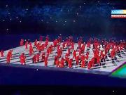 Риода жалауын көтерген Олимпиада ойындарының ашылуын әлем бойынша 3,5 миллиардқа жуық адам тамашалауда