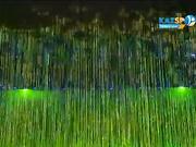 Рио-2016 Олимпиадасы. Ашылу салтанаты Бразилия. Әлем және Спорт атты үш бөлімнен тұрады