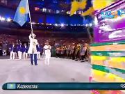 Алаңда – Қазақстан Ұлттық құрамасы. Еліміздің Туын таэквондошы  Руслан Жапаров ұстап шықты