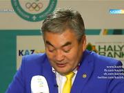 Олимпиада-2016. Рио төрінде. Ермек Әбуұлы Имамбеков