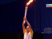 Олимпиада - 2016. Ашылу салтанаты.Тікелей эфир