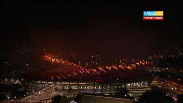 Рио-2016 Олимпиадасының алауы жағылды