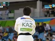 Елдос Сметов ширекфиналға шықты