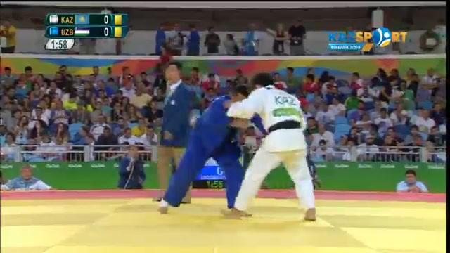 Елдос Сметов жартылай финалға жолдама алды