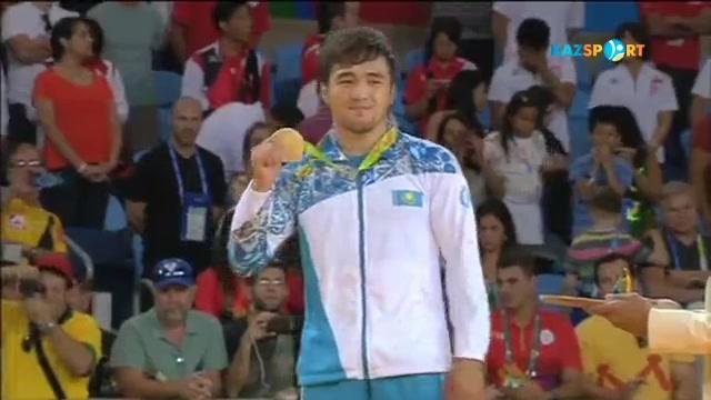 Қазақ спортшыларының қоржынында 2 жүлде