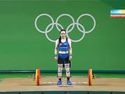 Маргарита Елисеева ауыр атлетикадан 5-орынға тұрақтады