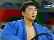 Қазақстандық дзюдошы Жансай Смағұлов екінші айналымда кореялық қарсыласына есе жіберді