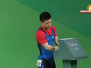 Қазақстандық зілтемірші Арли Чонтей Рио-де-Жанейрода өтіп жатқан Олимпиада ойындарында 4-орынды иеленді