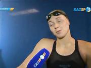 Екатерина Руденко: Көрсеткен нәтижеме көңілім толмайды
