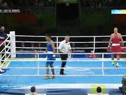 Василий Левит Олимпиада ойындарындағы алғашқы жекпе-жегінде жеңімпаз атанды
