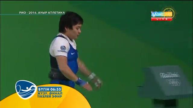 Жазира Жаппарқұл - Рио Олимпиадасының күміс жүлдегері
