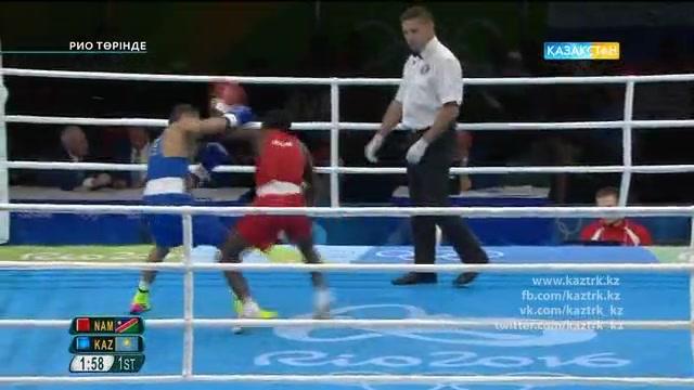 """Олимпиада - 2016. """"Рио төрінде"""". Мырзағали Айтжанов"""