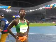 Қазақстандық желаяқ Рима Кашафутдинова Олимпиаданың жартылай финалына өте алмады