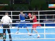 Боксшы Олжас Сәттібаев Олимпиада ойындарын жеңіспен бастады