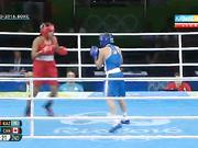 Дариға Шәкімова Олимпиаданың ширек финалында