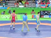 Досжан Картиков турнирдің 1/8 финалында жеңіліп қалды