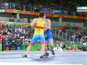 Алмат Кебіспаев екінші жұбаныш белдесуде норвегиялық спортшыдан жеңіліп қалды