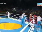 Жәнібек Әлімханұлы ширек финалдан сүрінді