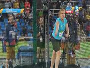 Қазақстандық Мария Телушкина диск лақтырудан Олимпиаданың финалына өте алмады